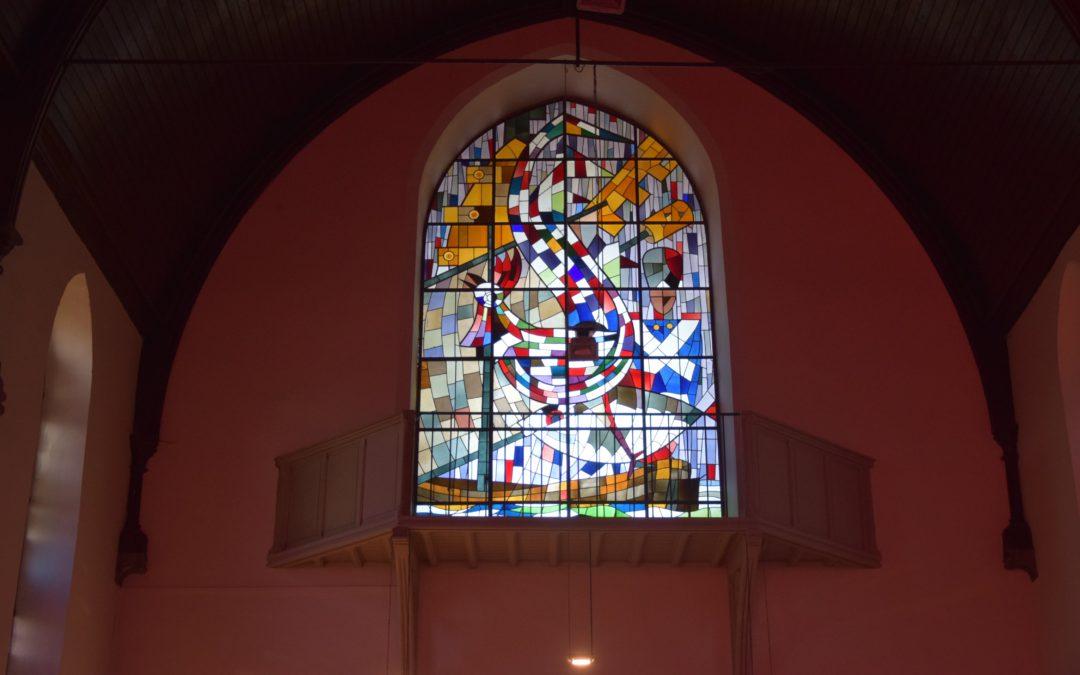 Vitraux de l'église de Villers-deux-églises