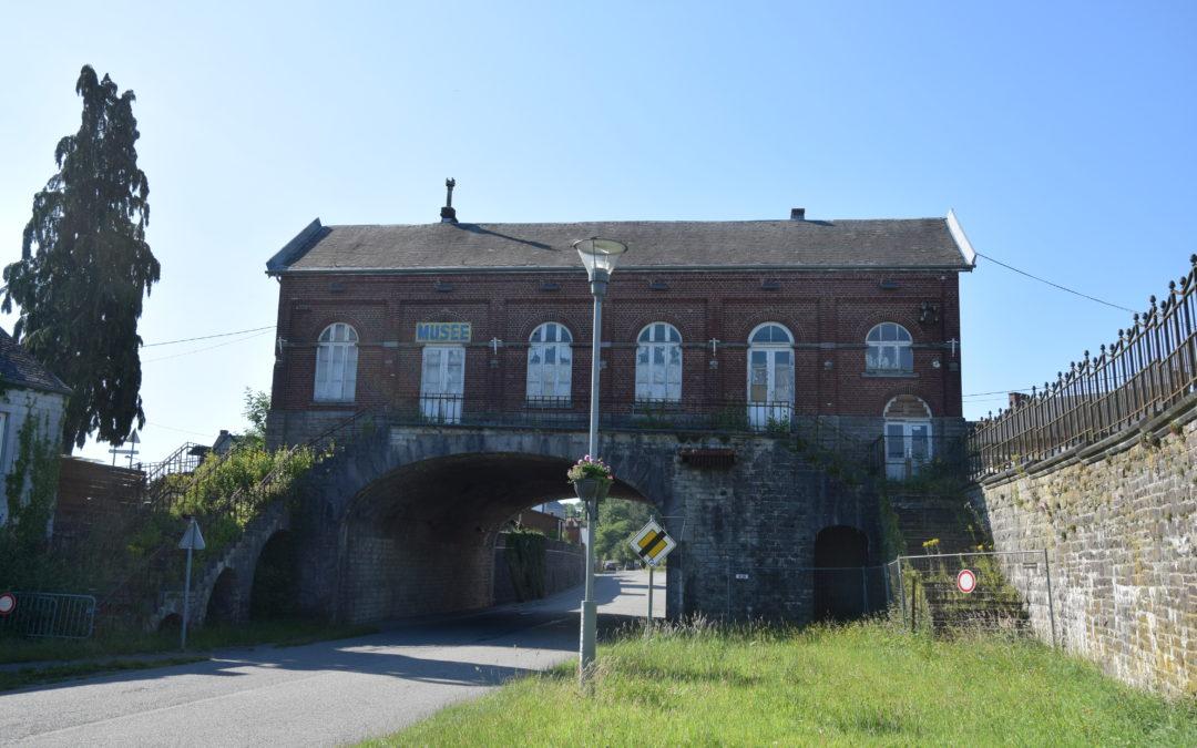 Ancienne gare de train