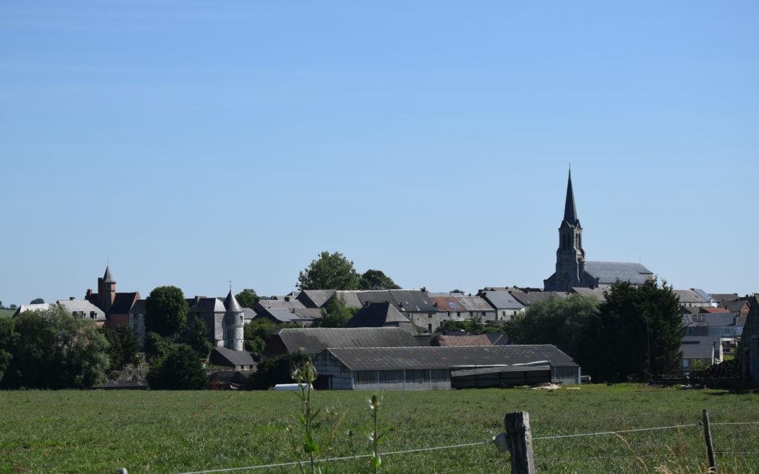 Balade découverte : 12 septembre 2020 : Senzeilles, l'ancien village français.