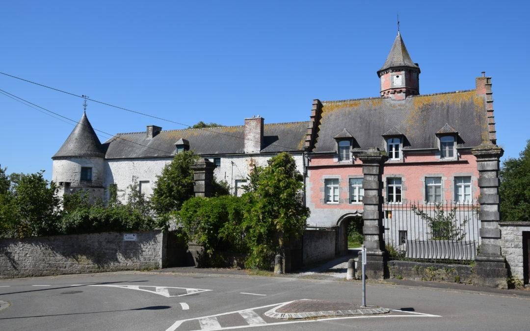 Le château de Senzeilles