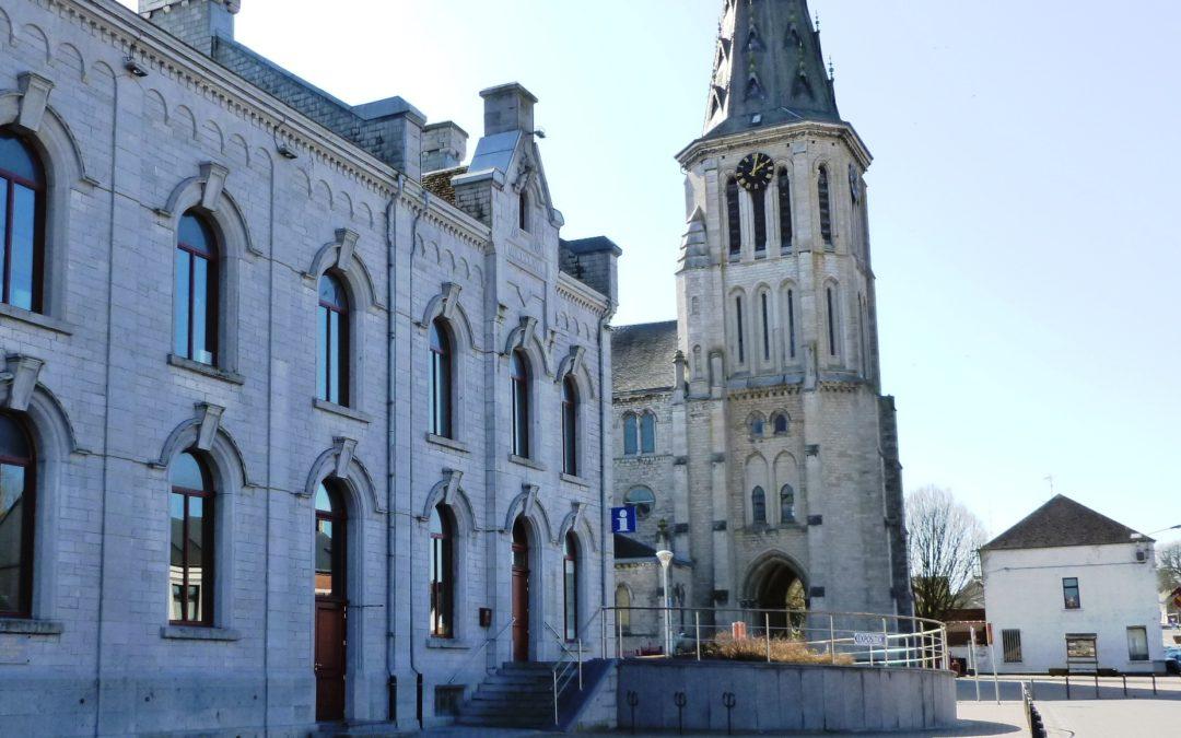 Place de l'église